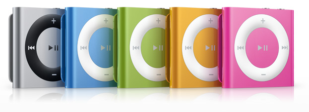 how to connect an ipod shuffle to itunes
