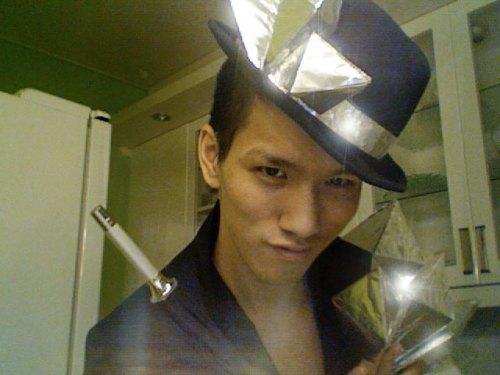 NYE2011 Hat