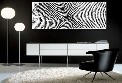 Fingerprint Painting